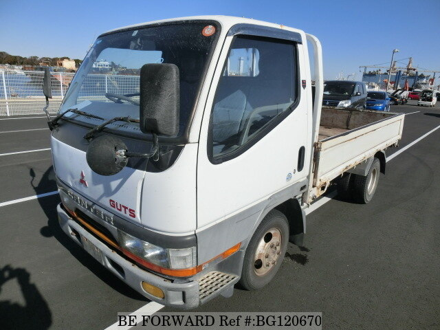Used 1994 MITSUBISHI CANTER GUTS BG120670 for Sale