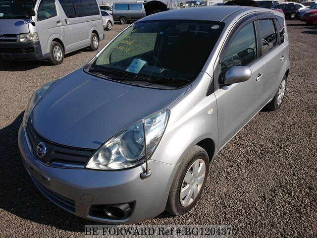 Nissan Note Occasion >> 2008 Nissan Note 15x Dba E11 D Occasion Bg120437 Be Forward