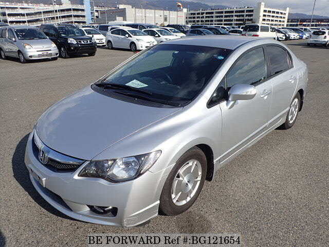 Used 2011 Honda Civic Hybrid Mx Stylish Package Daa Fd3 For Sale