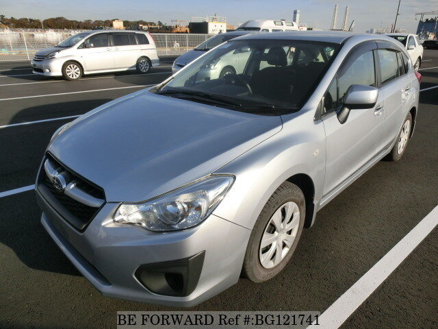 Used 2013 SUBARU IMPREZA SPORTS BG121741 for Sale