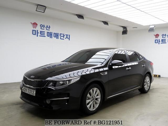 Used 2017 Kia K5 Optima Bg121951 For Image
