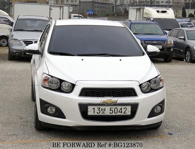 2014 Chevrolet Aveo Doccasion En Promotion Bg123870 Be Forward