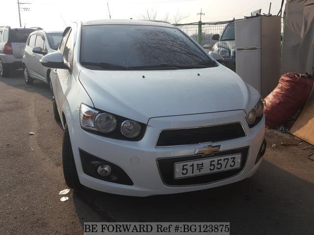 Used 2014 Chevrolet Aveo For Sale Bg123875 Be Forward
