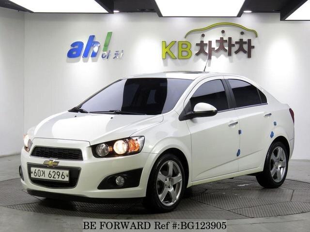 Used 2013 Chevrolet Aveo For Sale Bg123905 Be Forward