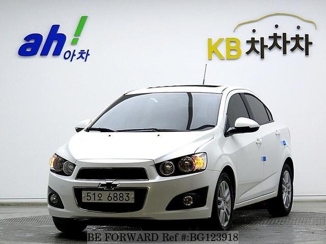 Used 2014 Chevrolet Aveo For Sale Bg123918 Be Forward