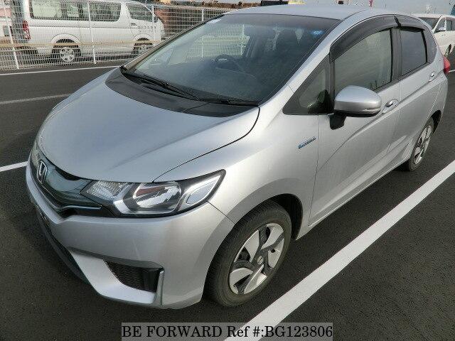 Honda Fit Hybrid E Hev Sgcars4u Com Pte Ltd