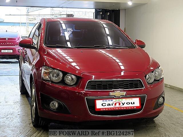 Used 2013 Chevrolet Aveo For Sale Bg124287 Be Forward