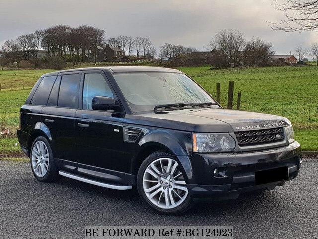 Used 2017 Land Rover Range Sport Bg124923 For Image