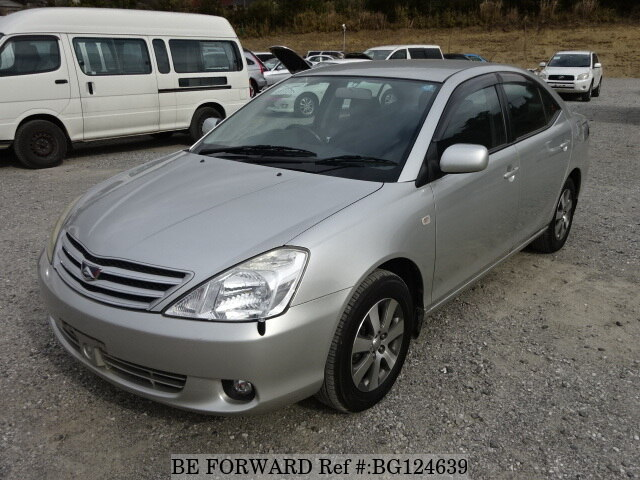 Used 2004 TOYOTA ALLION BG124639 for Sale