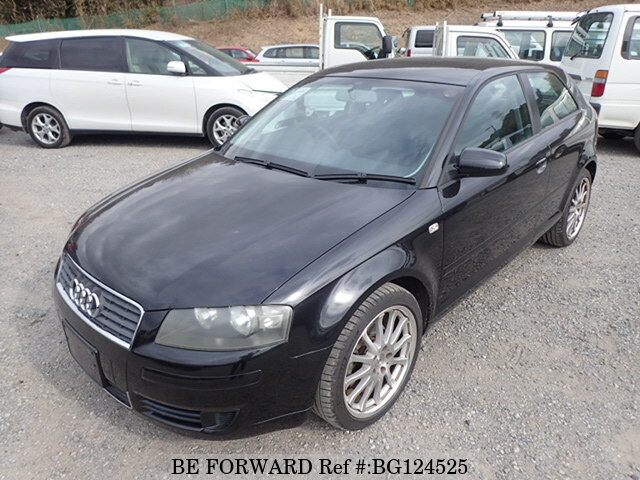 Used 2004 Audi A3 20fsigh 8paxw For Sale Bg124525 Be Forward
