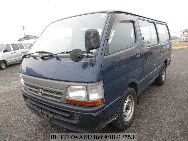 1999 TOYOTA Hiace Van