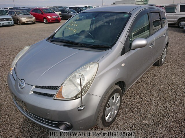 Nissan Note Occasion >> 2007 Nissan Note