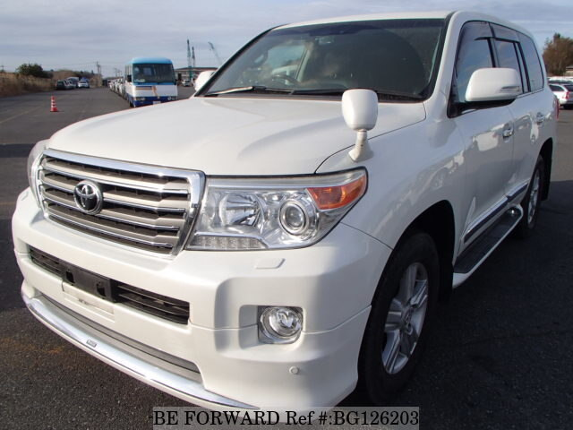 Used 2013 TOYOTA LAND CRUISER BG126203 for Sale