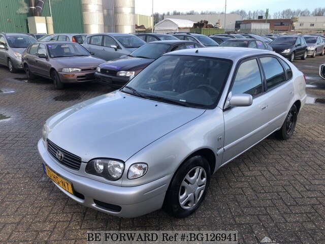 used 2001 toyota corolla 1 4 for sale bg126941 be forwardused 2001 toyota corolla bg126941 for sale
