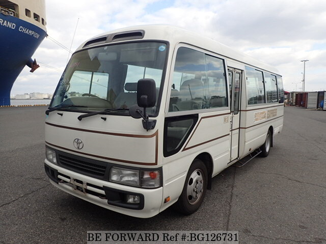 Used 2006 TOYOTA COASTER BG126731 for Sale