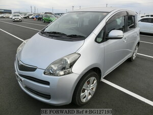 Used 2008 TOYOTA RACTIS BG127193 for Sale