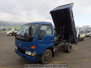 Used 1998 TOYOTA TOYOACE BG126726 for Sale