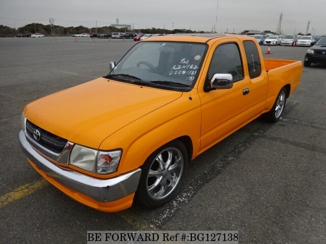 Used 1999 TOYOTA HILUX SPORTS PICKUP BG127138 For Sale