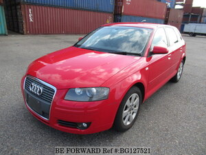 Used 2007 AUDI A3 BG127521 for Sale