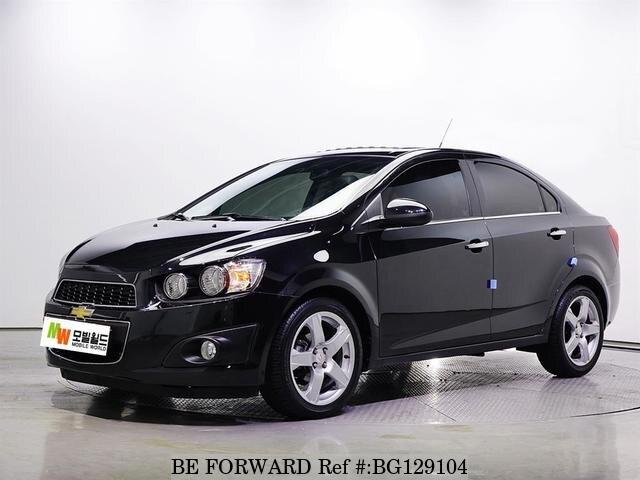 Used 2012 Chevrolet Aveo For Sale Bg129104 Be Forward