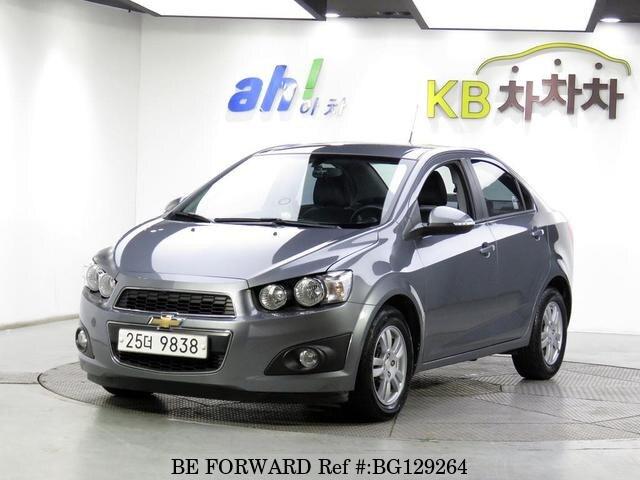Used 2014 Chevrolet Aveo For Sale Bg129264 Be Forward