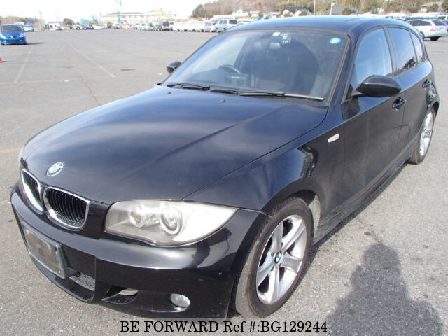 Used 2007 BMW 1 SERIES BG129244 for Sale