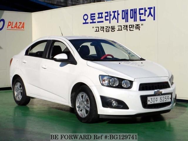 Used 2013 Chevrolet Aveo For Sale Bg129741 Be Forward