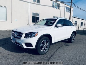 Used 2016 MERCEDES-BENZ GLC-CLASS BG130170 for Sale
