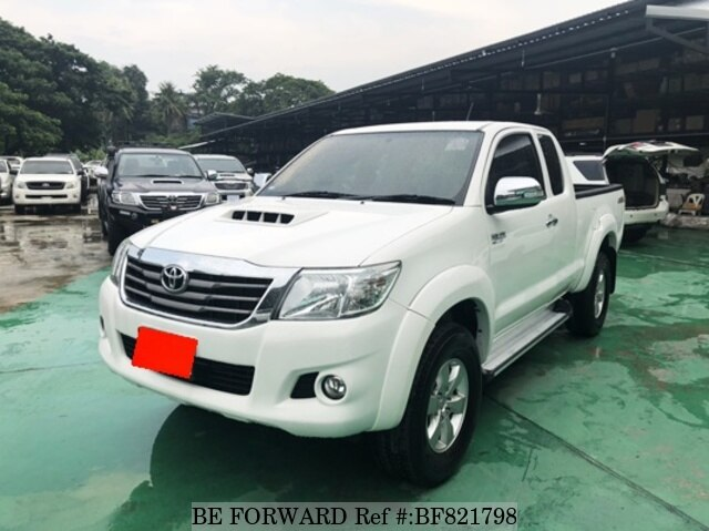 used 2014 toyota hilux 2 5 kun35r urasht for sale bf821798 be forward Toyota Hilux Vigo