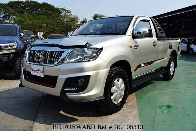 Used 2010 TOYOTA HILUX BG105513 for Sale