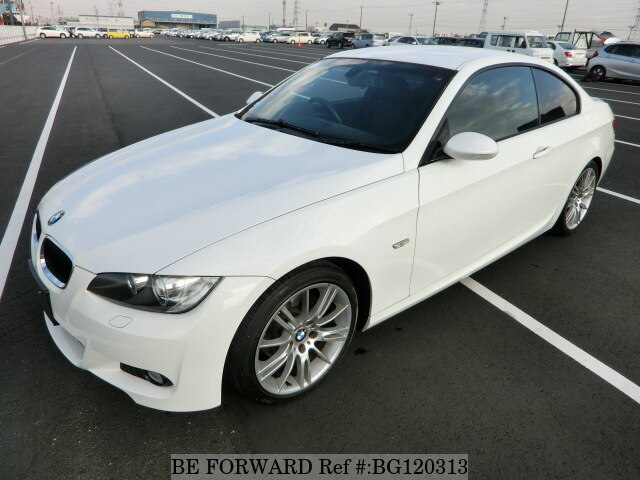 Used 2008 BMW 3 SERIES BG120313 for Sale