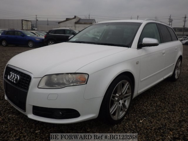 Used 2008 AUDI A4 BG123268 for Sale