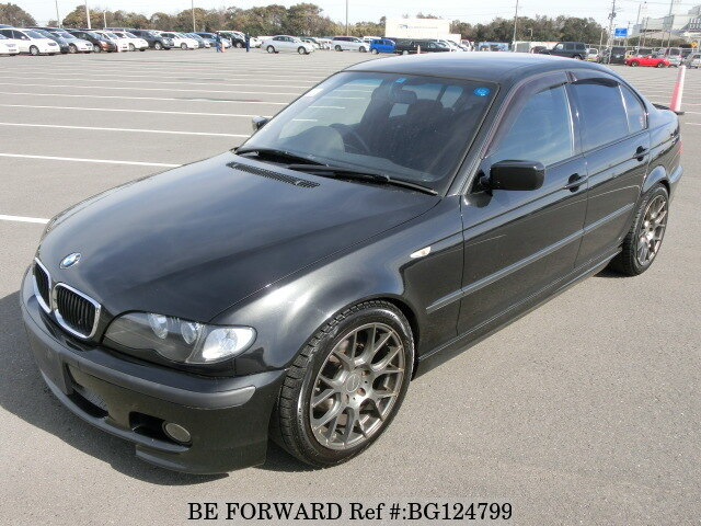 Used 2004 BMW 3 SERIES BG124799 for Sale