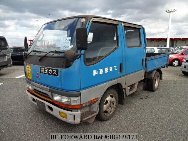 Used 1994 MITSUBISHI CANTER W CAB/U-FE507B for Sale BG128173 - BE