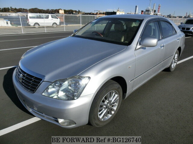 Used 2005 TOYOTA CROWN BG126740 for Sale