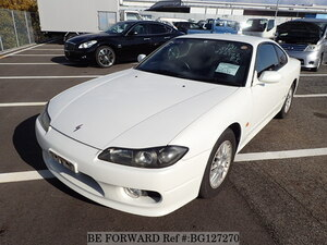 Used 2000 NISSAN SILVIA BG127270 for Sale