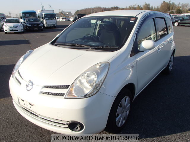 Nissan Note Occasion >> 2006 Nissan Note