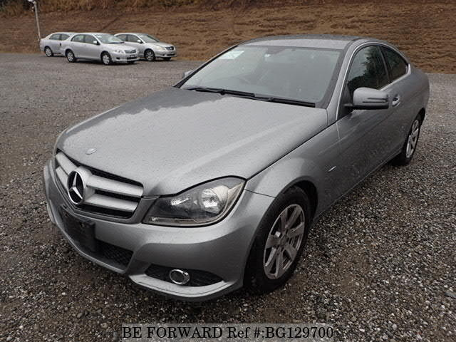 Used 2012 MERCEDES-BENZ C-CLASS BG129700 for Sale