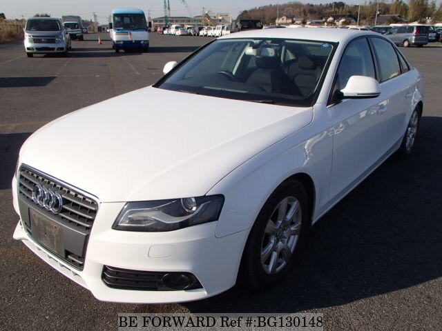 Used 2008 AUDI A4 BG130148 for Sale