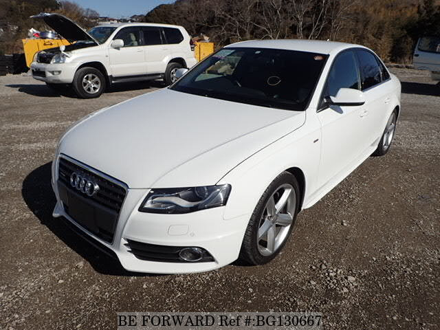 Used 2011 AUDI A4 BG130667 for Sale