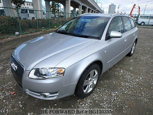 Used 2006 AUDI A4 BG130355 for Sale