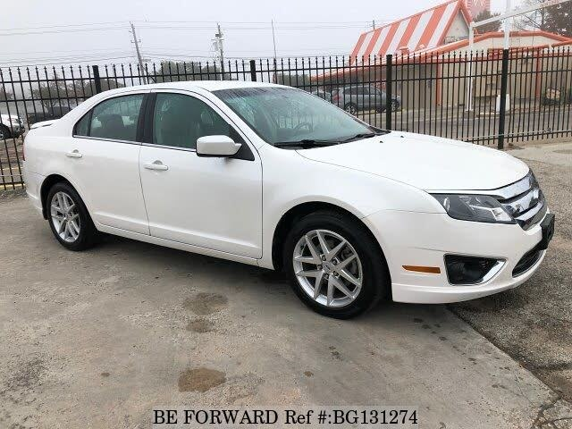 Used 2010 FORD FUSION BG131274 for Sale