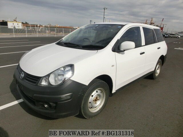 Used 2014 NISSAN AD VAN BG131318 for Sale