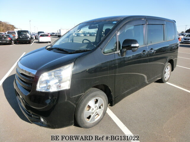 Used 2008 TOYOTA NOAH BG131022 for Sale