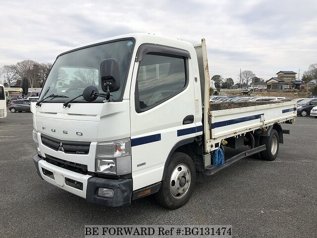 Used 2012 MITSUBISHI CANTER BG131474 for Sale