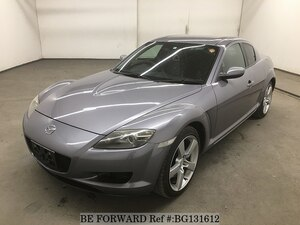 Used 2004 MAZDA RX-8 BG131612 for Sale