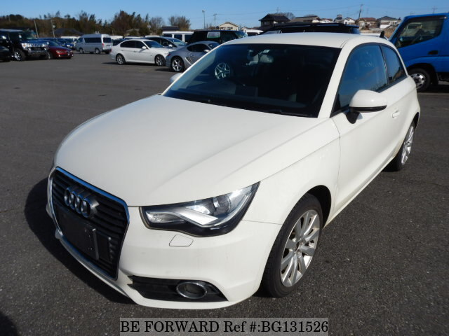 Used 2012 AUDI A1 BG131526 for Sale