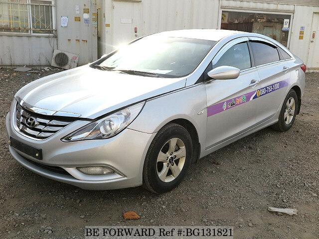 2011 Hyundai Sonata For Sale >> Used 2011 Hyundai Sonata For Sale Bg131821 Be Forward