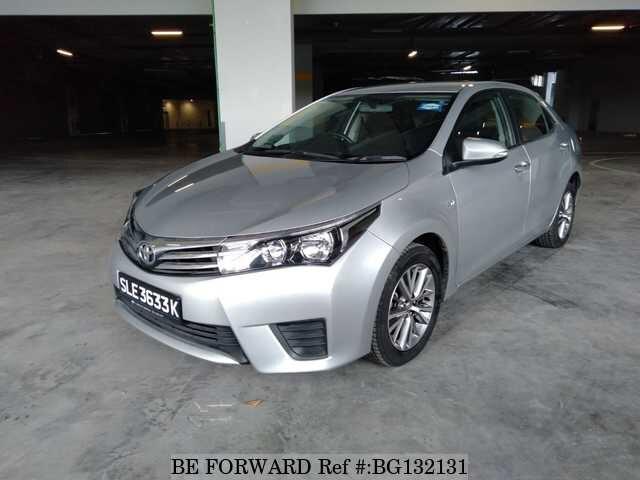 Used 2016 Toyota Corolla Altis Bg132131 For