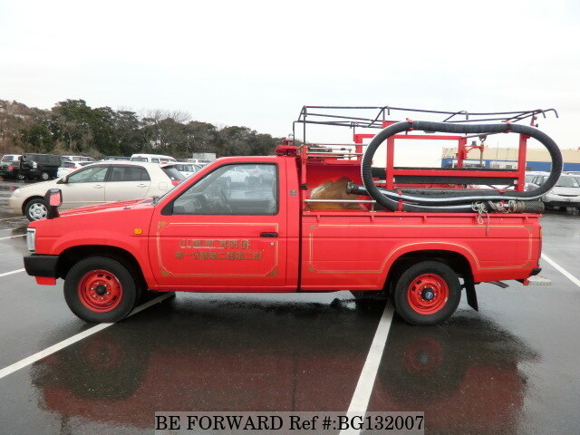 Used 1986 NISSAN DATSUN TRUCK FIRE ENGINE/L-CGD21 for Sale
